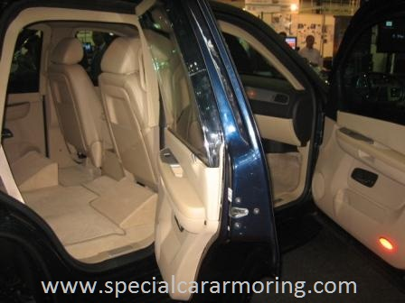 2016 Chevy Tahoe For Sale >> MSCA @ the Security Middle East Show 09 in Beirut - M. Special Car Armoring